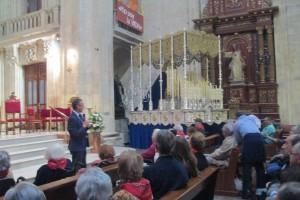 """""""Nuestros Mayores Visitan un paso en Semana Santa"""""""