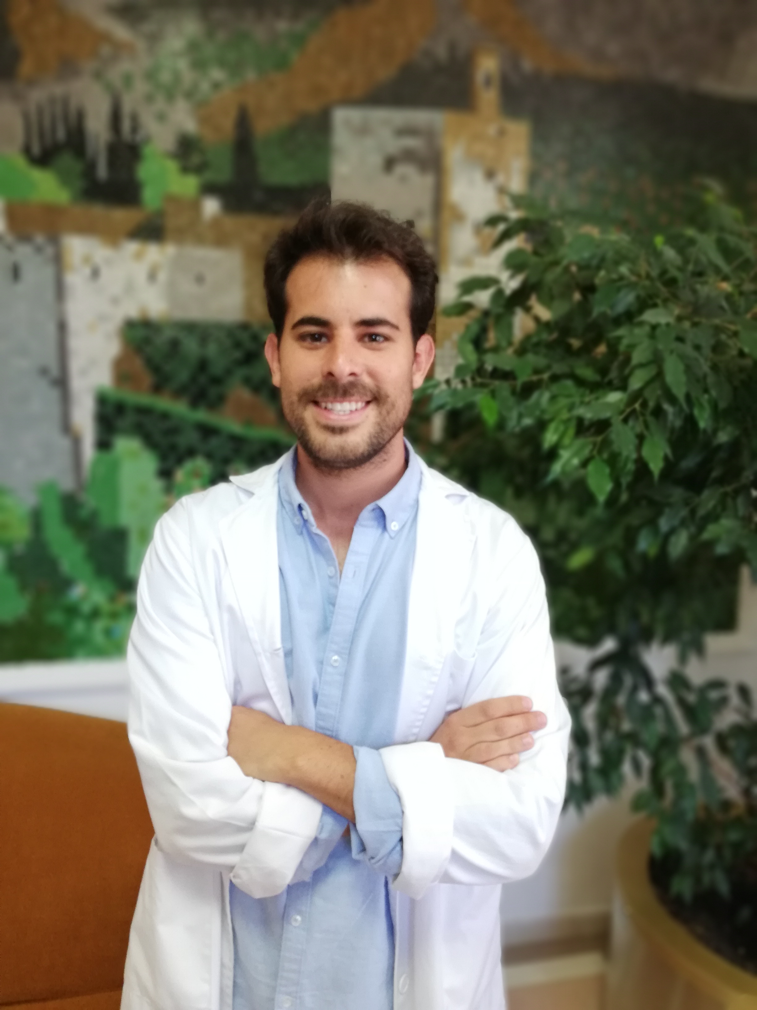 Nuevo Dietista - Nutricionista D. Enrique Fco. Martínez Avecilla.