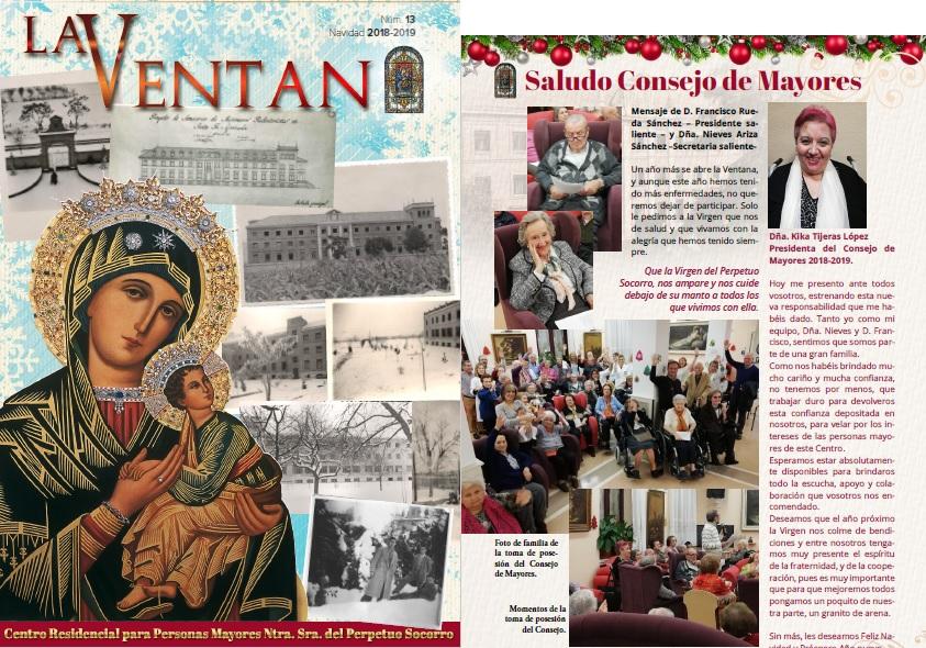 """Revista """"La Ventana 2018"""""""